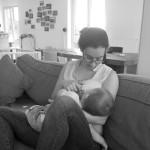 Voordat je borstvoeding gaat geven