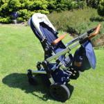 Kinderwagen vs. buggy
