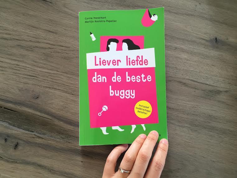 Review: Liever liefde dan de beste buggy (en winactie!)