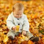 Wat te doen met een baby/dreumes in de herfst